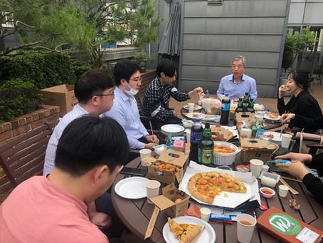 대화기기(주) 2분기 Round Table Meeting