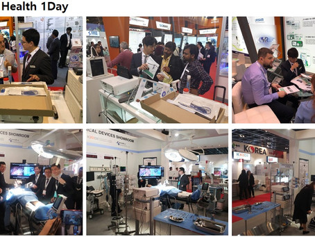 Arab Health 2019 Middle East (Dubai) International Medical Device Exhibition