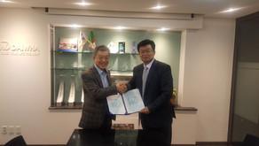 필리핀 대리점 Medic-Pro 계약 체결