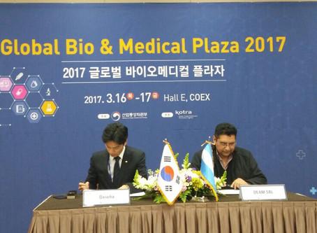 Global Bio & Medical Plaza 2017