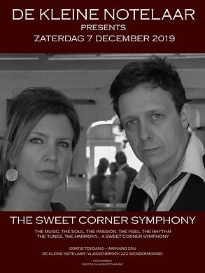 The sweet corner symphony_kleine notelaa