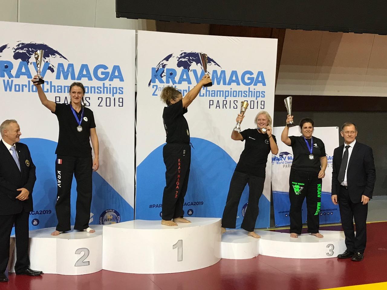 Médaillée Bronze du Monde : ManceauL
