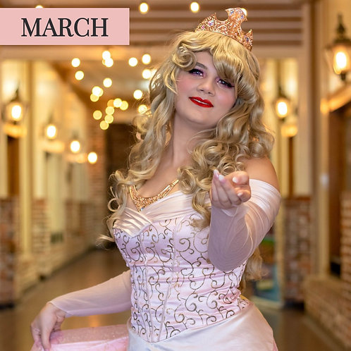 Princess of The Month