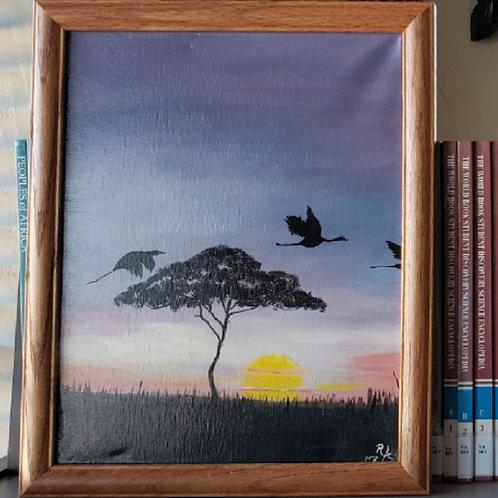 116 Acrylic on Canvas