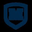 Moeller High School Blue Shield Vector L