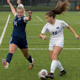 Fairmont Women's Soccer vs Miamisburg 9-