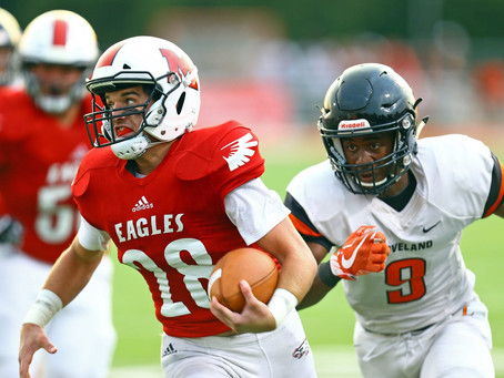 Live Week 3 tailgate show coming Friday from Loveland-Milford