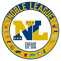 Noble League Logo with Mascots.png