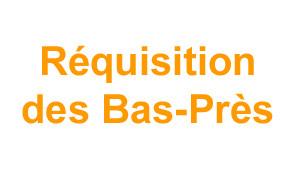 Réquisition du site des Bas-Prés par la préfecture des Yvelines
