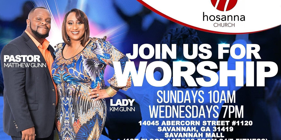Hosanna Church Worship Services (1)
