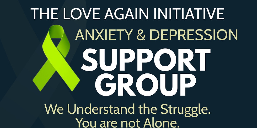 Anxiety and Depression Support Group