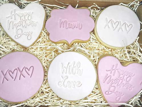 Collection Mother's Day Biscuit Box