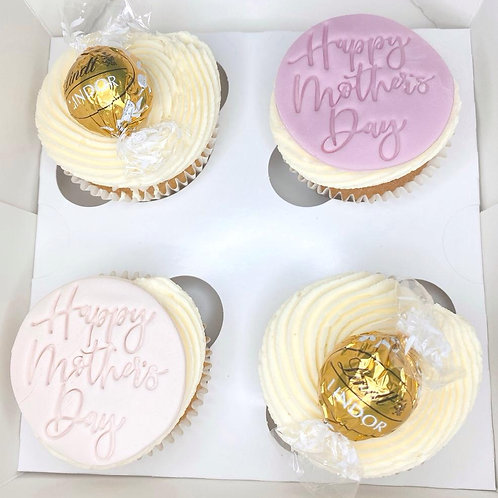 Collection Mother's Day Cupcakes