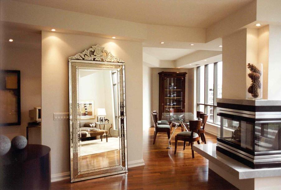Domus Furnished Model Suite #904 2 story