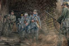 Bataille des forts - Fort Dorsner Reddition