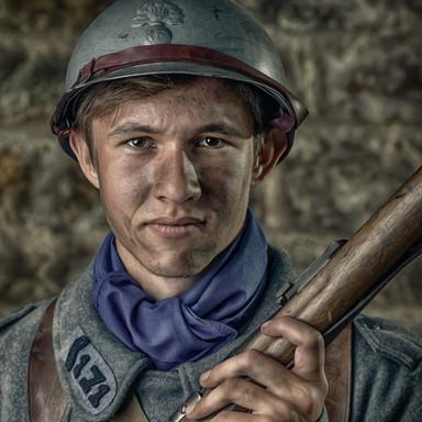 Portrait Alix - Bataille des forts