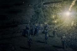 Bataille des forts - Fort des basses perches attaque nocturne