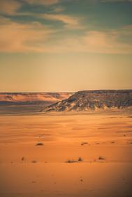 Hors piste Mauritanie - Paysage