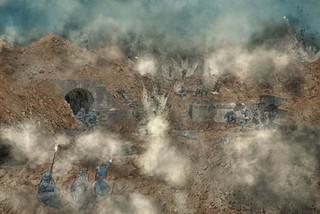 Bataille des forts - Fort Dorsner Bataille