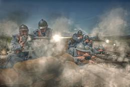 Bataille des forts - Fort Bessoncourt résistance