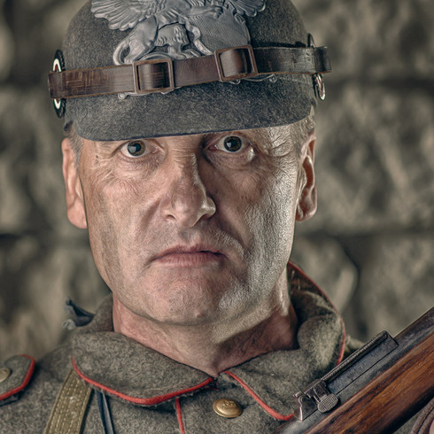 Portrait Juergen - Bataille des forts