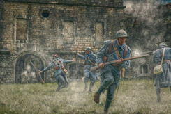 Bataille des forts - Fort Bessoncourt évasion