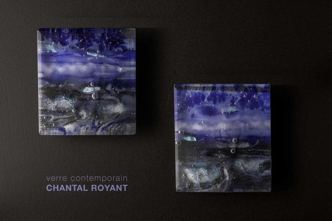 Chantal Royant - Verre contemporain