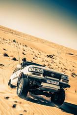 Hors piste Mauritanie - Le Raid