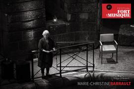 Marie christine barrault - FORT EN MUSIQ