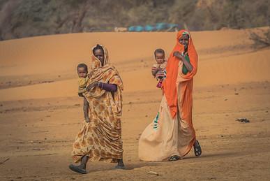 Hors piste Mauritanie - People