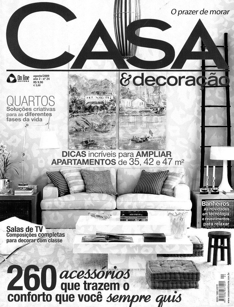 revista casa & decoracao agosto 2009_edi