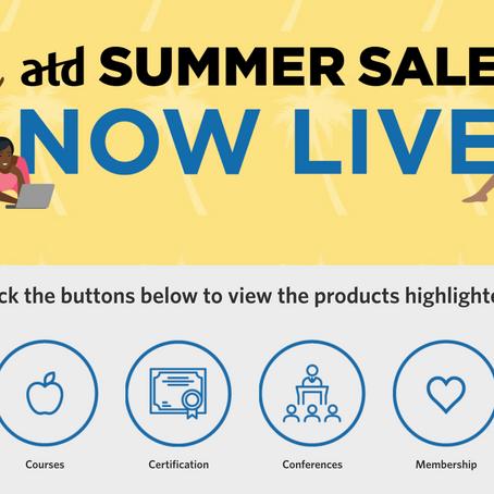 「ATD Summer Sale 2021」開催中!