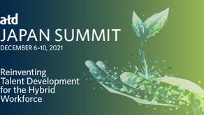「ATD Japan Summit 2021」を開催します!