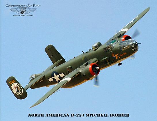 Book a B-25 Ride