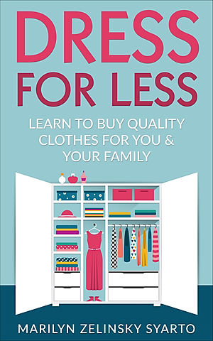 Read Dress for Less for fashion on a budget.