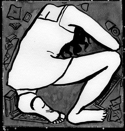 Claustrophobia ii, Original Artwork
