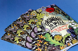 GROWING SO WELL & Other Poems, first edition paperback