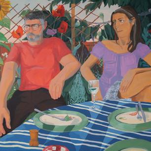 Portrait of My Parents