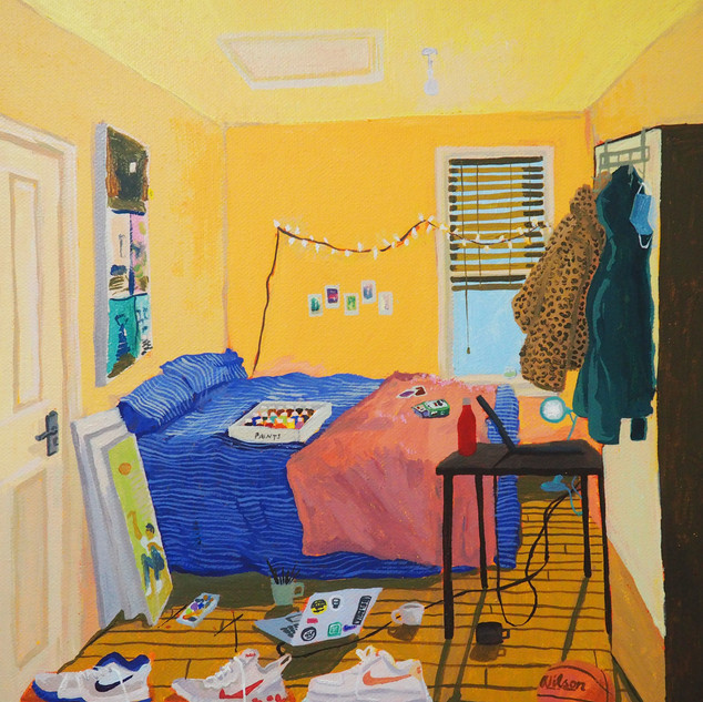 Sunny Bedroom Studio