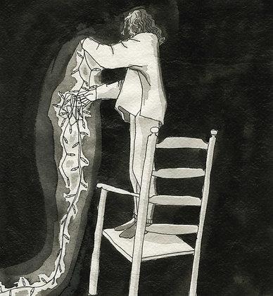 Fairy Lights, Original Artwork