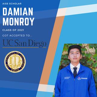 Damian Monroy