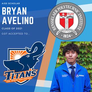 Bryan Avelino