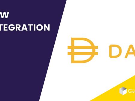 Adding Support for DAI - Donate DAI Today!