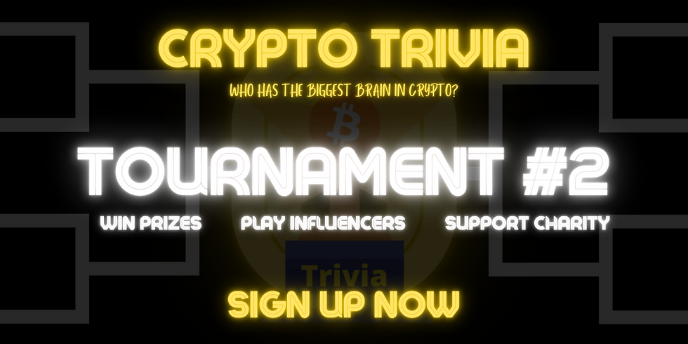 Crypto Trivia: Tournament #2