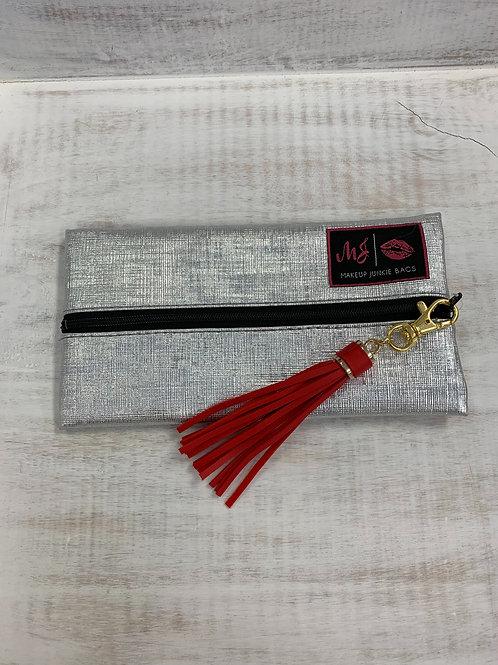 Makeup Junkie Bags Silver Lining Mini