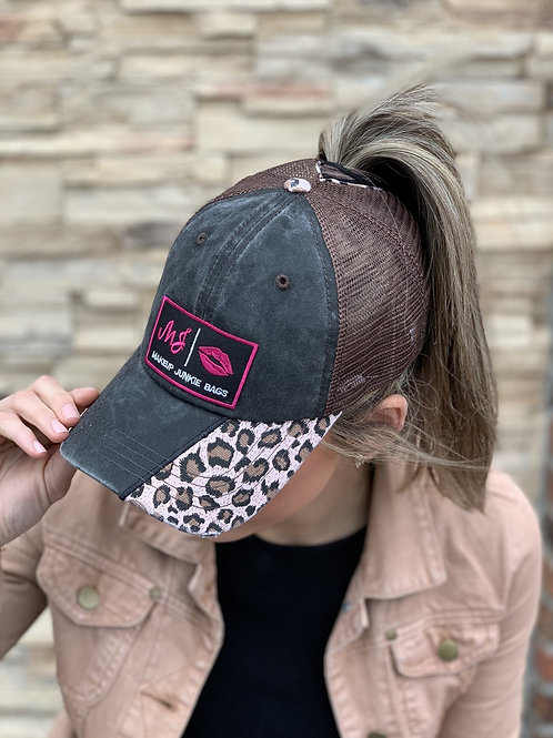 Makeup Junkie High Pony Hat