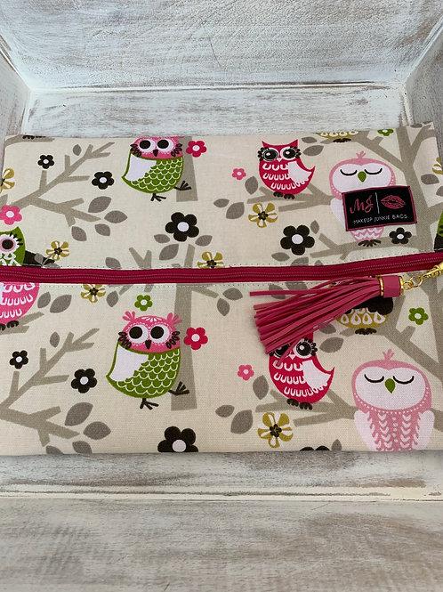 Makeup Junkie Bags Destash Owl Always Love You Large