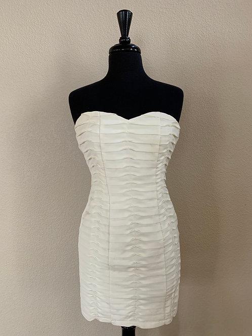 YA Tube Dress With Pleats