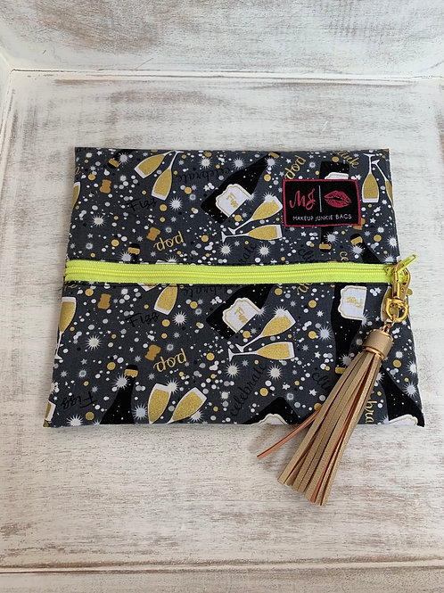 Makeup Junkie Bags Turnkey Cheers! Small