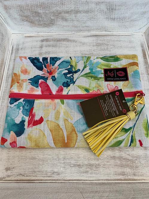 Makeup Junkie Bags Destash Bright Watercolor Medium